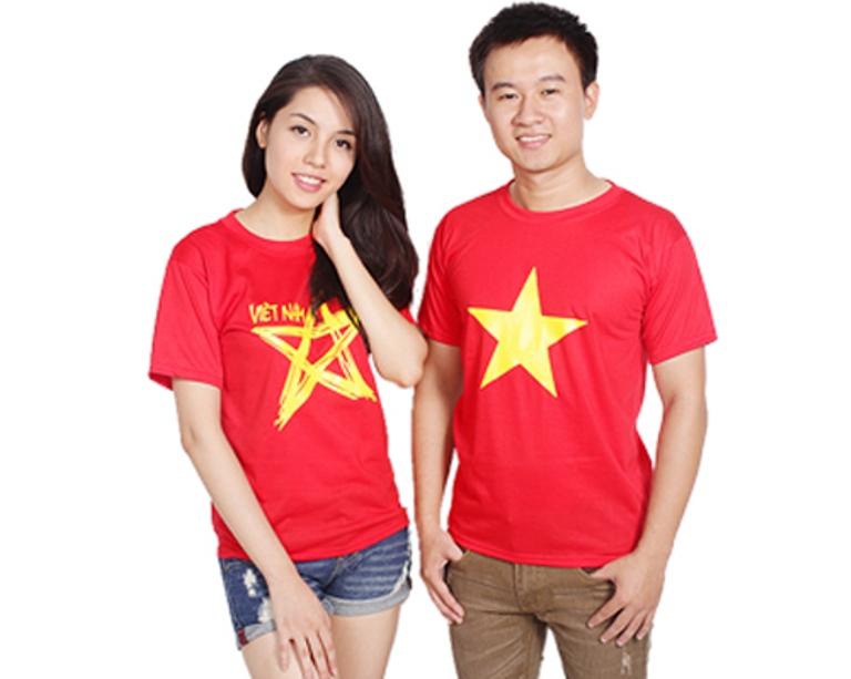 đa dạng mẫu mã áo lácờ Việt Nam