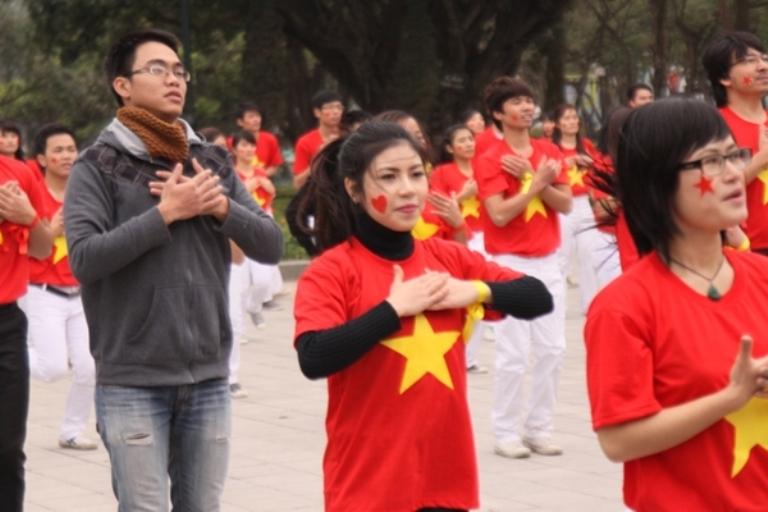 Bán áo cờ đỏ sao vàng đẹp tại Tp HCM