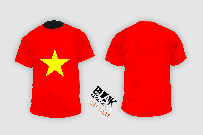 Hướng dẫn cách mua áo thun cờ đỏ sao vàng đơn giản qua mạng Internet